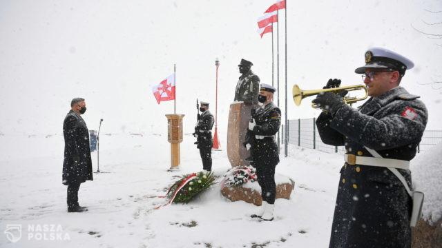 Prezydent: 101 lat temu gen. Haller dokonał zaślubin Polski z morzem, miało to fundamentalne znaczenie