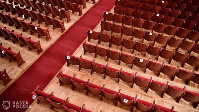 Kina, teatry i filharmonie wznawiają działalność – od piątku