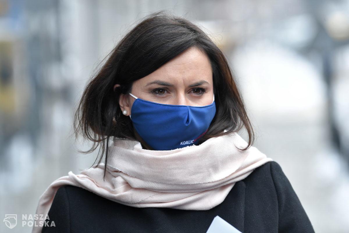 Gasiuk-Pihowicz: orzeczenie TSUE to szczepionka na rozpętaną przez PiS epidemię bezprawności