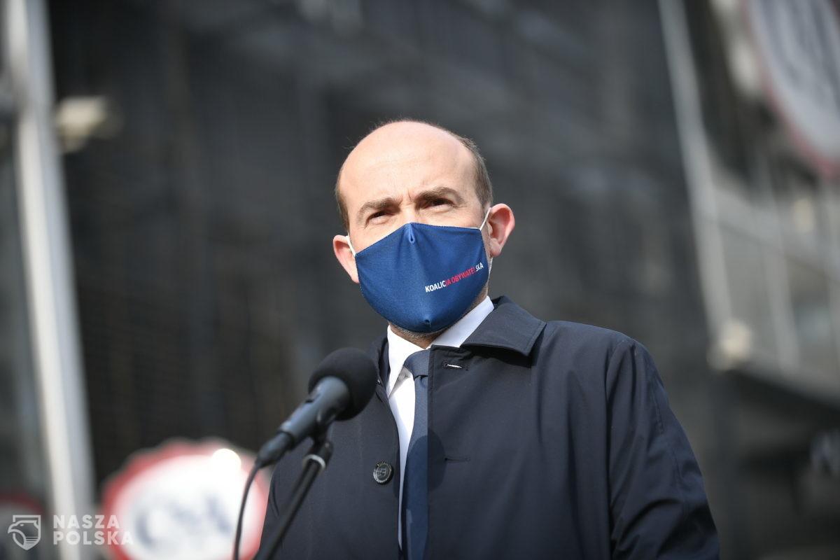 PO upomina się o Krajowy Plan Odbudowy po pandemii COVID-19