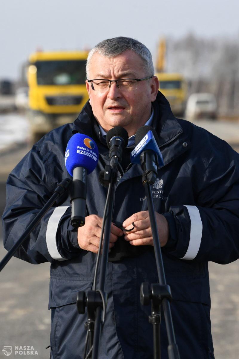 Adamczyk: Via Carpatia będzie impulsem do rozwoju tej części Europy