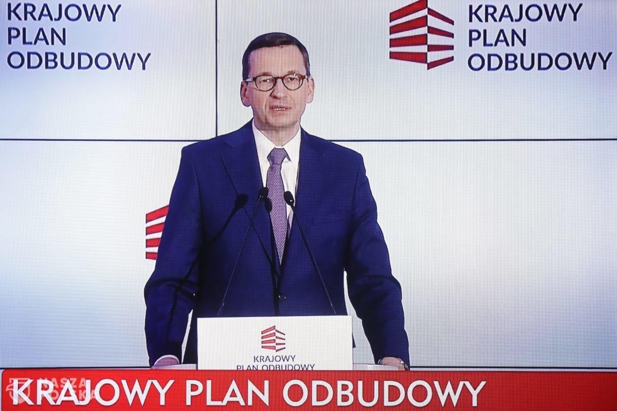 Morawiecki: kryzys COVID-19 to lekcja – musimy z niej skorzystać, aby zlikwidować lukę rozwojową między Polską i Zachodem