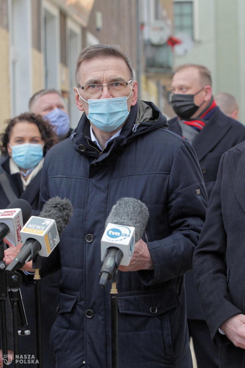 Prezydent Olsztyna: oczekujemy pomocy od rządu, nie godzimy się na gorsze traktowanie