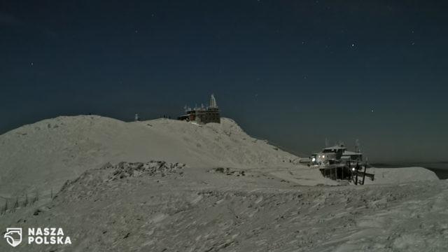 Temperatura odczuwalna w Tatrach dochodzi do – 63 °C