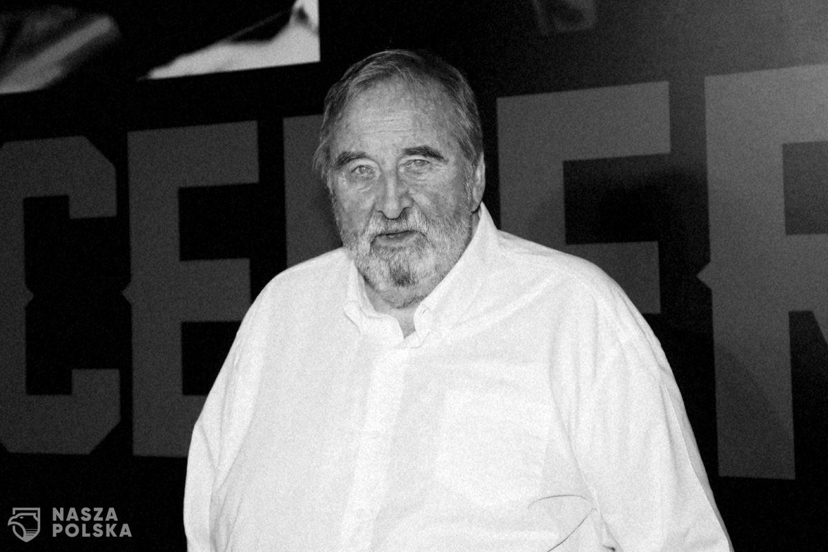 Nie żyje aktor Krzysztof Kowalewski