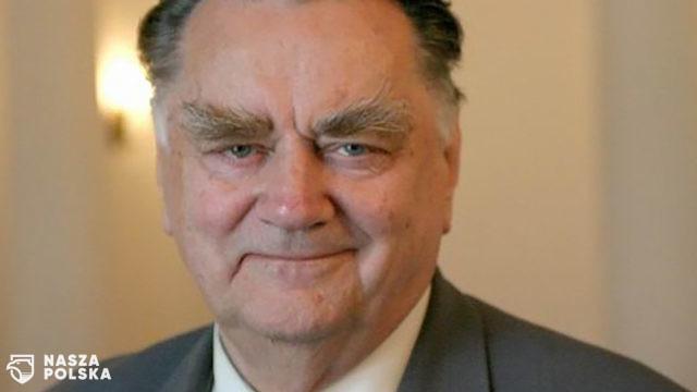 P. Naimski: Jan Olszewski z niepodległości Polski uczynił cel swojego działania