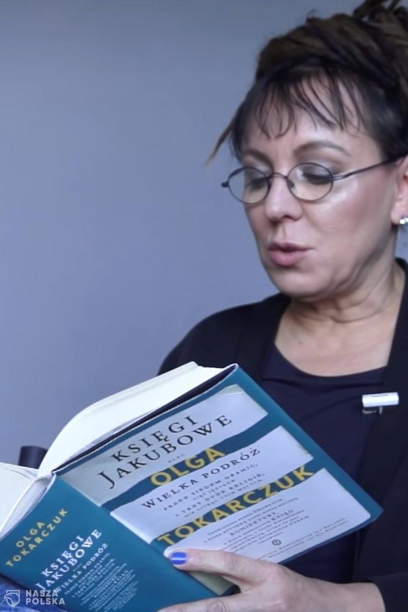 """W listopadzie """"Księgi Jakubowe"""" Tokarczuk ukażą się po angielsku"""