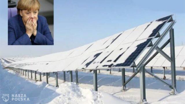 Węgiel uratował Niemcy przed zaciemnieniem. Zielona energia nie wytrzymała konfrontacji z zimą