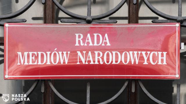 Koalicja Polska złożyła projekt ustawy likwidującej Radę Mediów Narodowych