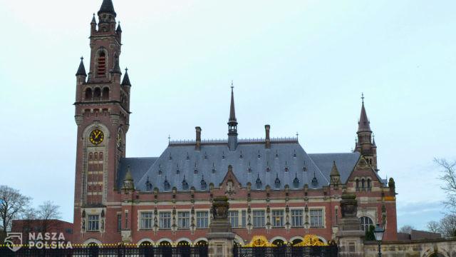 Trybunał w Hadze uznał, że ma jurysdykcję do orzekania w sprawie sankcji USA na Iran