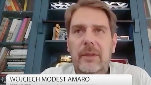 Wojciech M. Amaro: Otwieranie lokali mimo obostrzeń to krzyk rozpaczy
