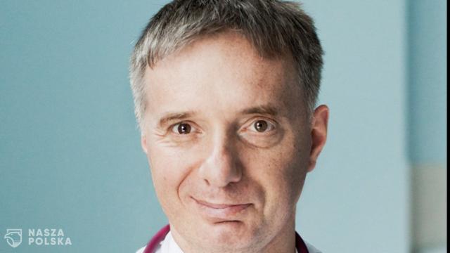 Dr Basiukiewicz: Zabiły nas covidowe przepisy