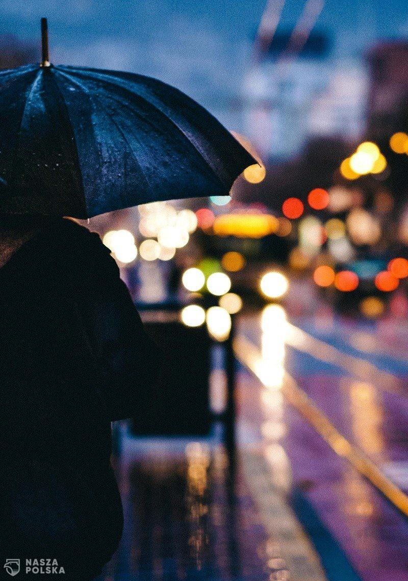 W piątek zmiana pogody: będzie chłodniej i popada praktycznie w całym kraju