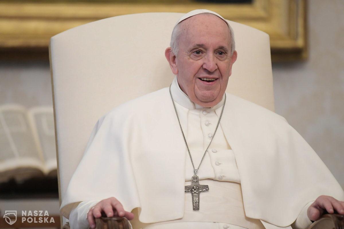 Papież Franciszek: Dla Boga nikt nie jest pomyłką