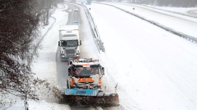 Sroga zima. Burze śnieżne w środkowej i wschodniej Europie