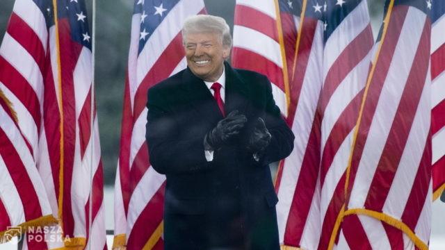USA/ Senat zagłosował przeciw impeachmentowi byłego prezydenta Donalda Trumpa
