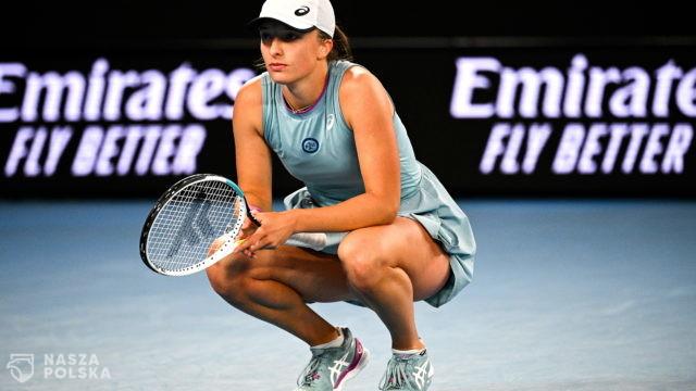 Australian Open – Świątek przegrała z Halep w trzech setach w 1/8 finału