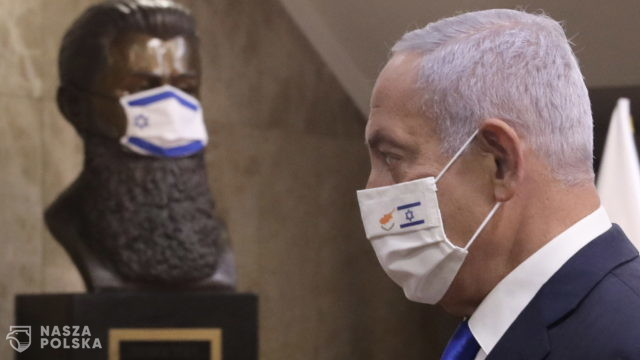 Izrael niedługo może osiągnąć odporność zbiorową przeciw Covid-19