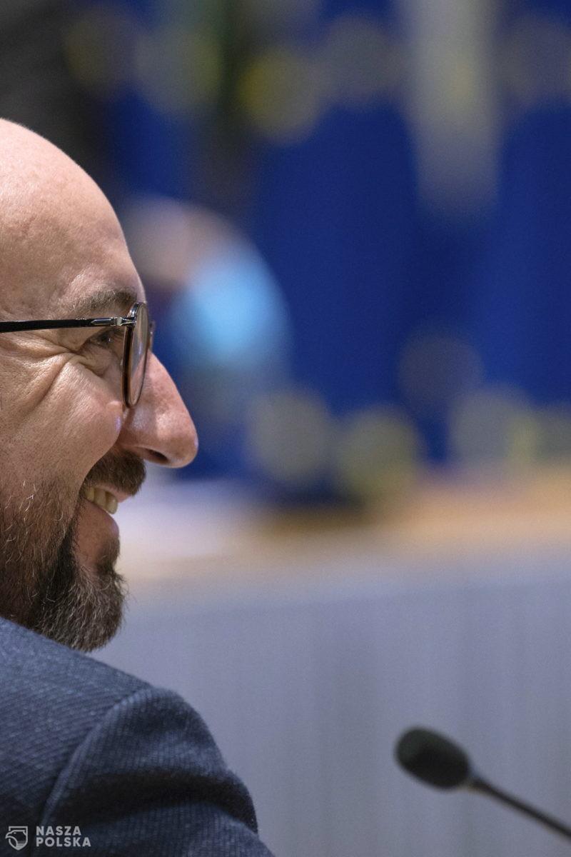 Rozpoczął się dwudniowy wideoszczyt UE na temat pandemii i bezpieczeństwa