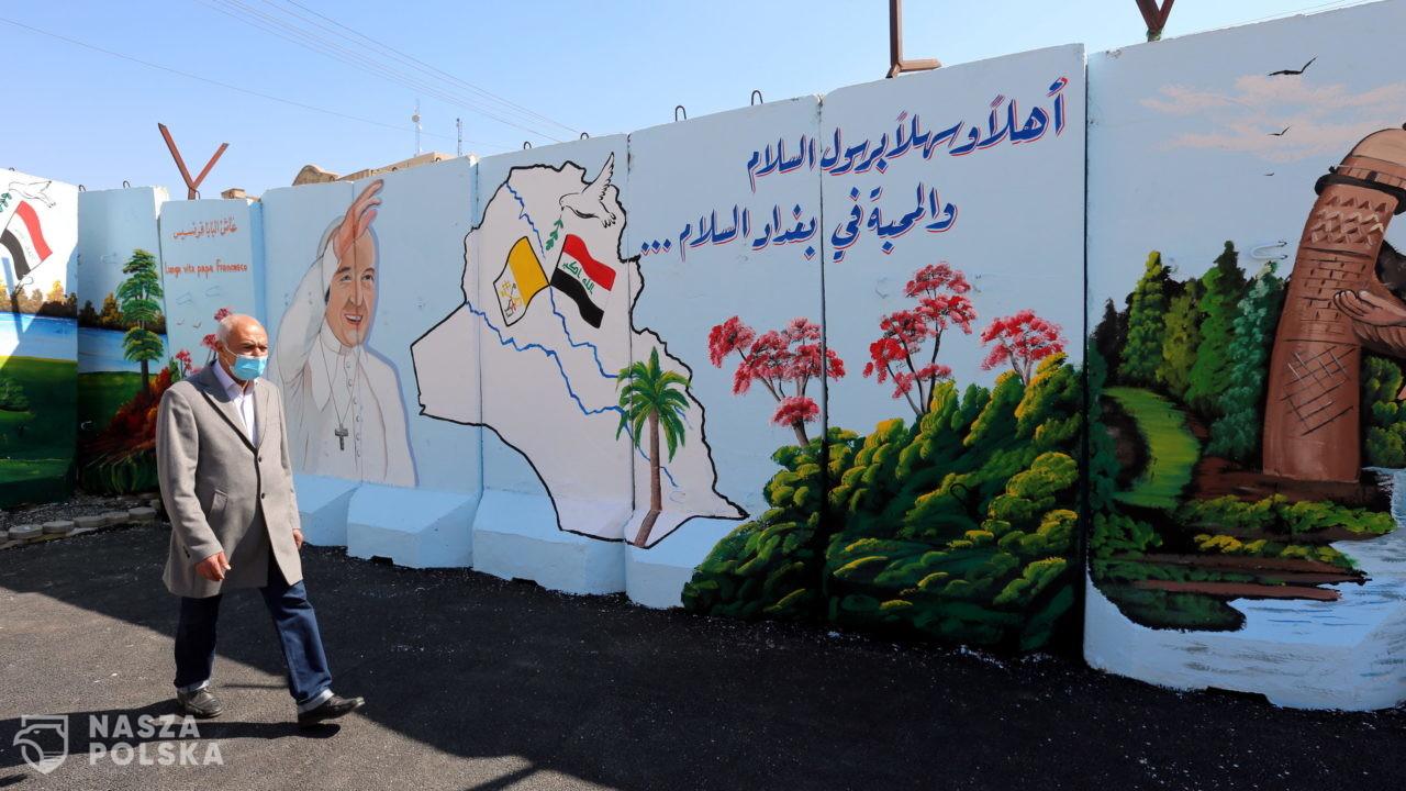 Watykanista: historyczna wizyta Franciszka w Iraku spełnieniem marzeń św. Jana Pawła II
