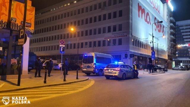 Policja pod pubem Piw Paw w centrum Warszawy. Właściciel zatrzymany