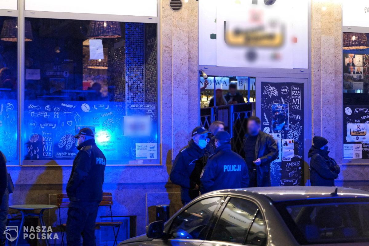 Warszawa/ Pub przy ul. Parkingowej działa mimo nakazu zaprzestania działalności