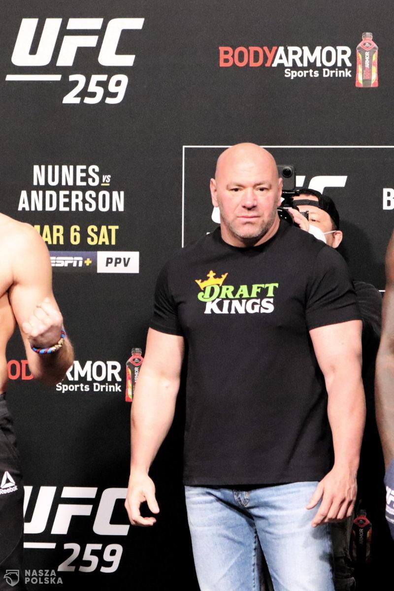 Wygrana Błachowicza w Las Vegas w pierwszej obronie tytułu UFC