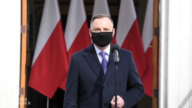 Prezydent do uczestników Bydgoskiego Marca: dzięki waszej postawi możemy dziś cieszyć się wolną Polską