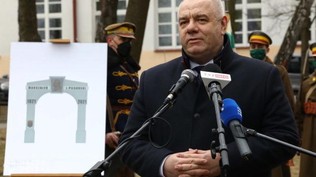 Łuk triumfalny powstanie w Tomaszowie Lubelskim