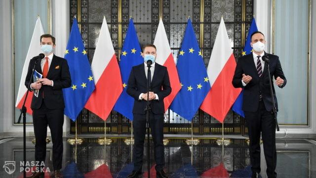 Solidarna Polska zdecydowanie przeciwna Funduszowi Odbudowy