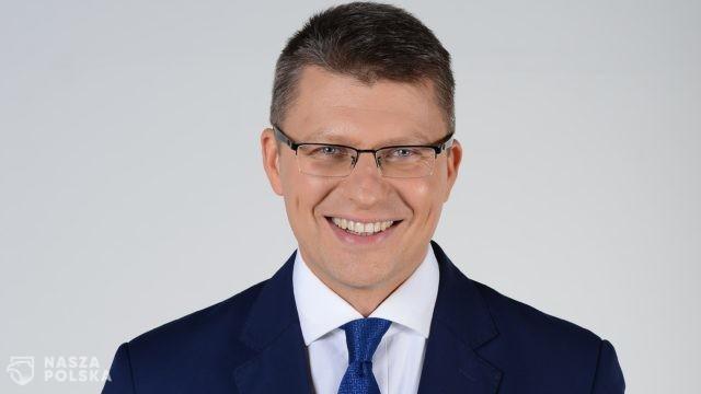 Policja chce ukarania Marcina Warchoła, kandydata na prezydenta Rzeszowa