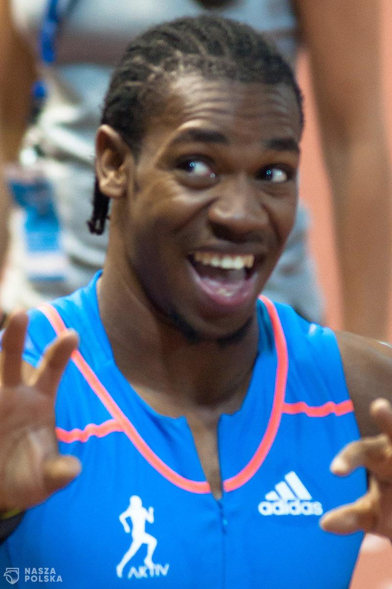 Jamajski mistrz: Wolę odpuścić olimpiadę, niż dać się zaszczepić