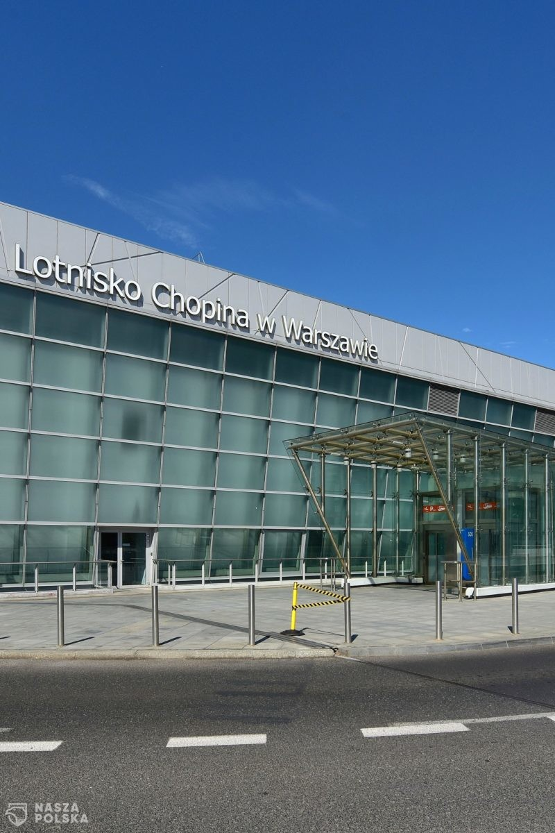 Lotnisko Chopina włącza się w promocję szczepień przeciw COVID-19
