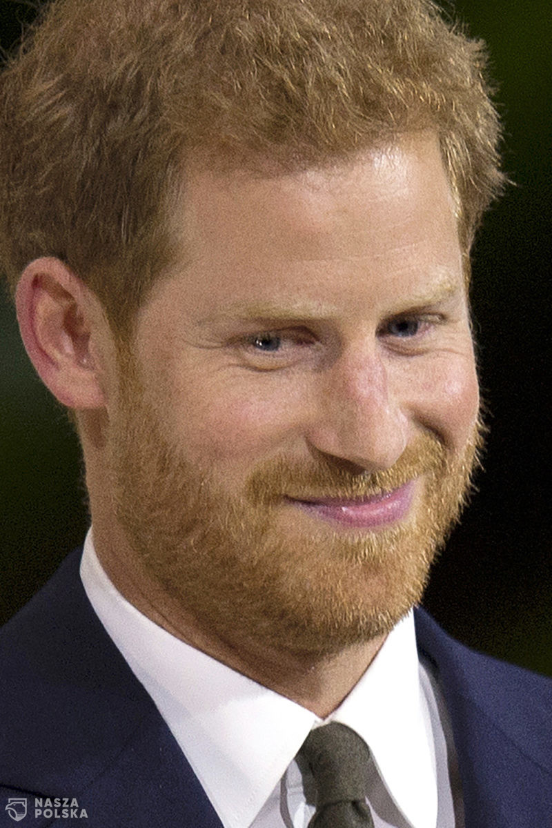 Książę Harry: obawiałem się, że powtórzy się historia Diany