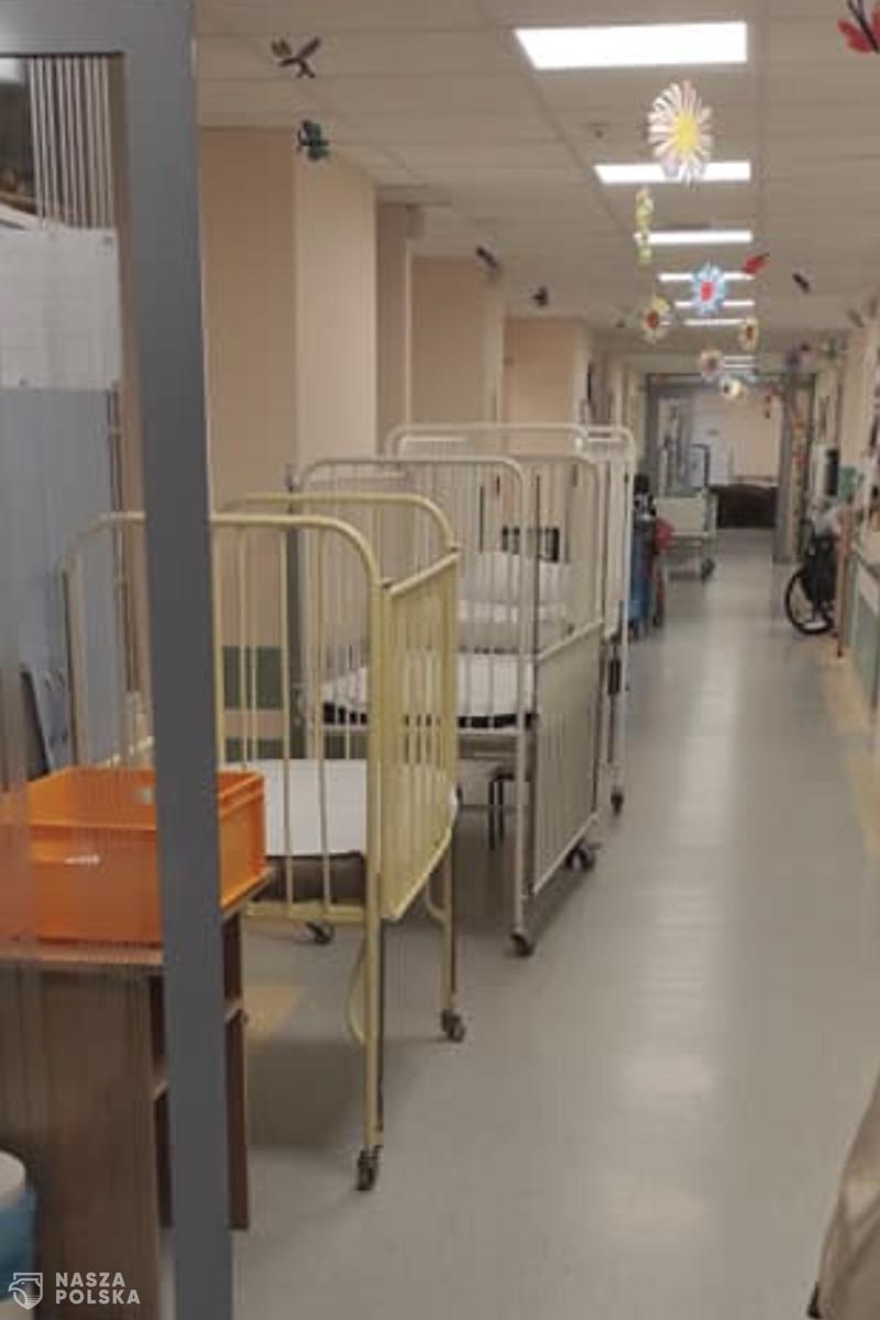 """Koszmar w olsztyńskim szpitalu? """"Nieludzkie wrzaski i wycie małych pacjentów"""""""