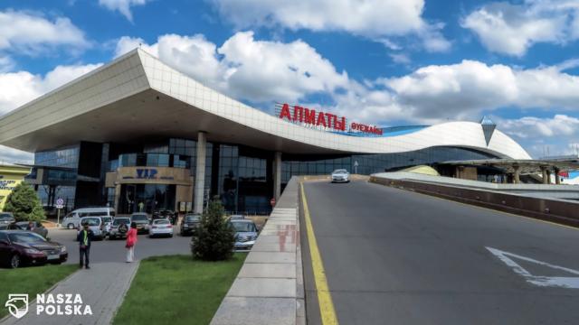 Kazachstan/ Na lotnisku w Ałmaty rozbił się An-26