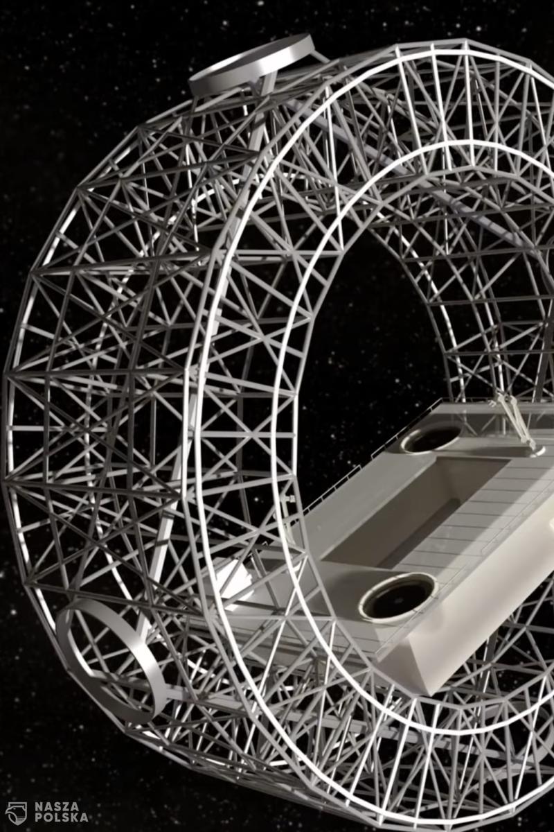 W 2025 roku ruszy budowa pierwszej prywatnej stacji kosmicznej