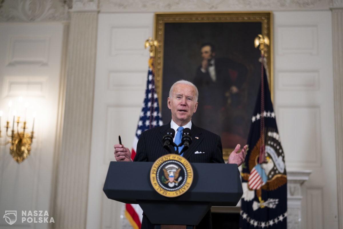 USA/ Biden: do końca maja będą szczepionki dla każdego dorosłego Amerykanina