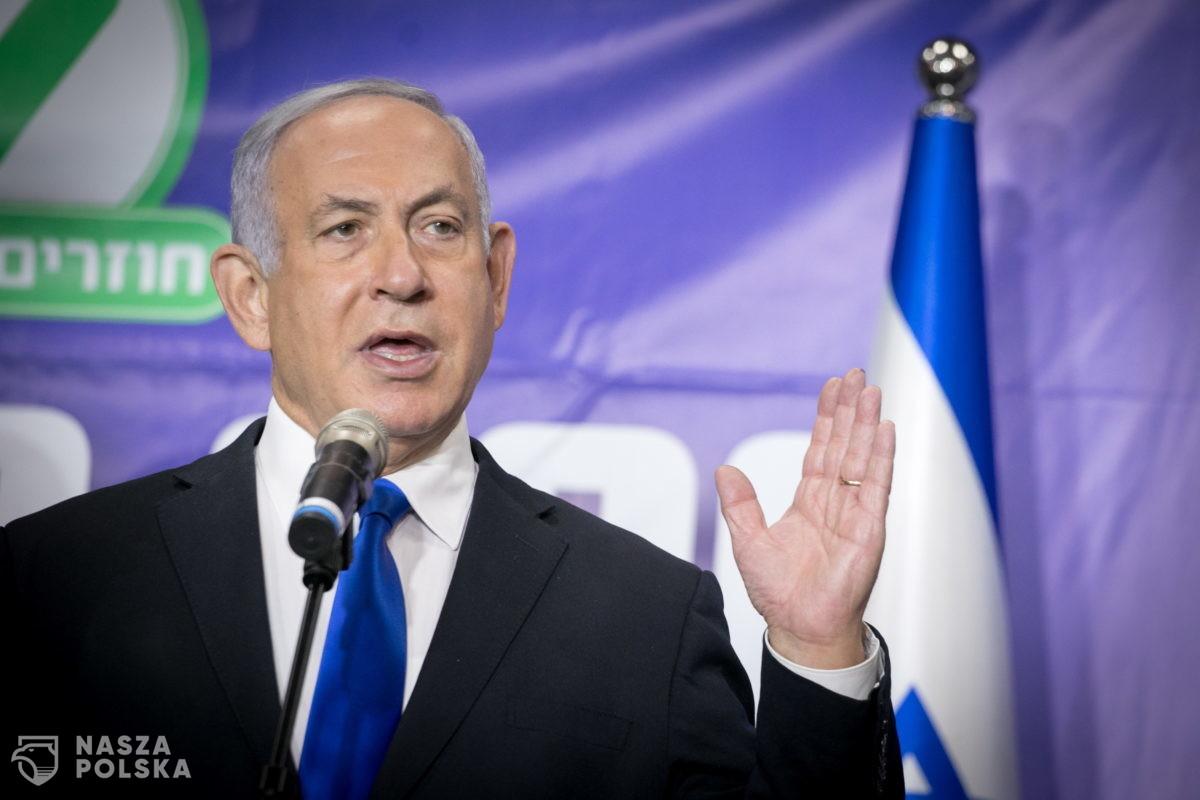 Izrael zaczyna szczepić Palestyńczyków