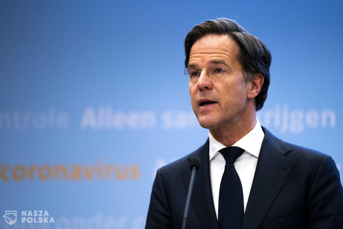 Holandia/ Trwają prace nad segregacją sanitarną