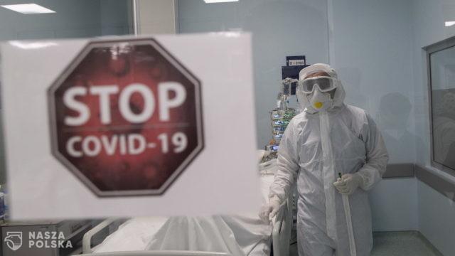 Dr Sutkowski: w kolejnych tygodniach należy się spodziewać wzrostu zakażeń
