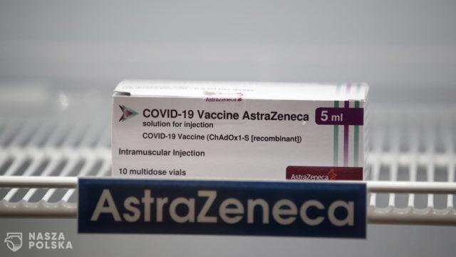 AstraZeneca obniża skuteczność swojej szczepionki do 76 proc.