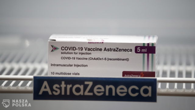 Tajlandia/ Rząd wstrzymał stosowanie szczepionki AstraZeneca