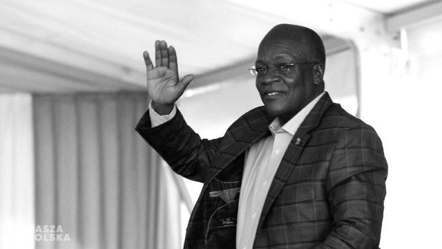 Tanzania/ Nie żyje prezydent John Magufuli