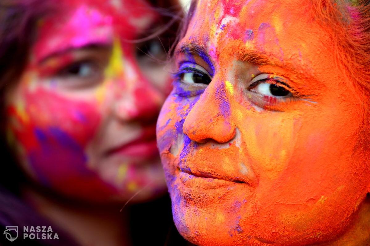 [GALERIA] Festiwal Holi – Indie