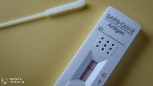 W. Brytania/ Darmowe szybkie testy na obecność koronawirusa dla wszystkich w Anglii