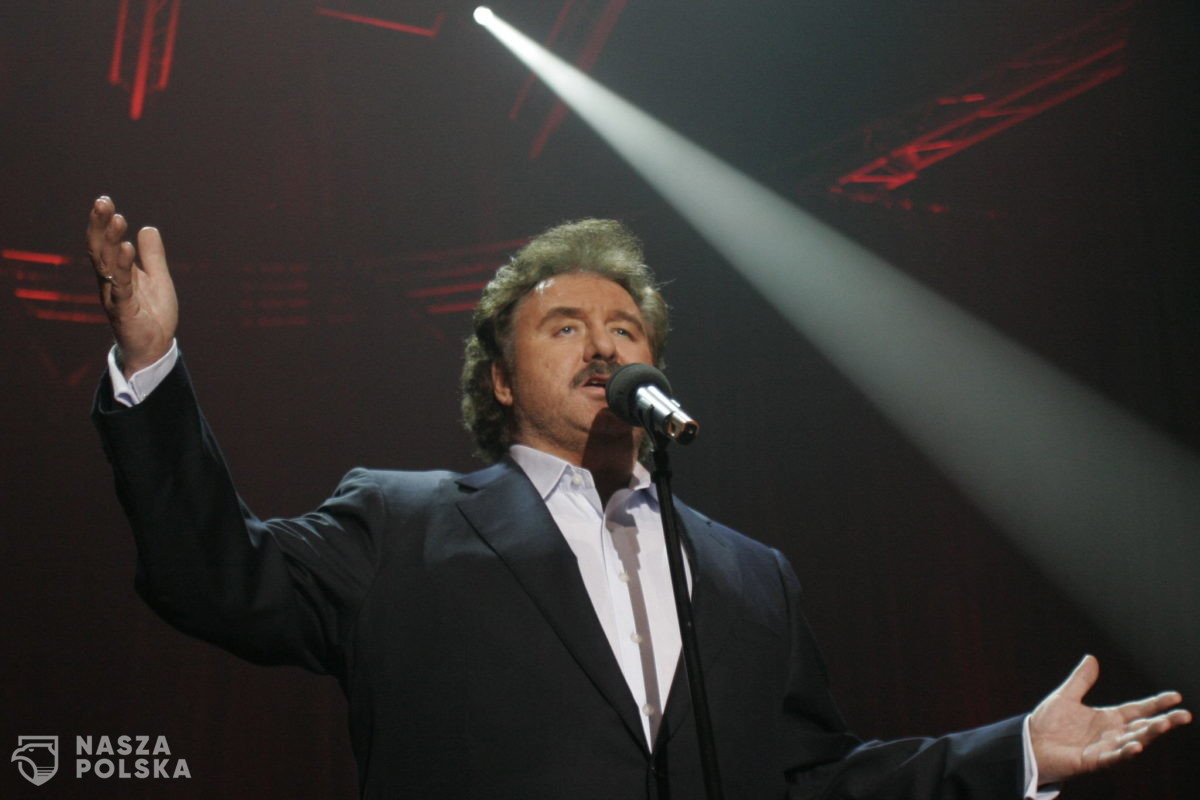 """""""Piosenki Krzysztofa Krawczyka"""" – nowy internetowy kanał muzyczny Polskiego Radia"""