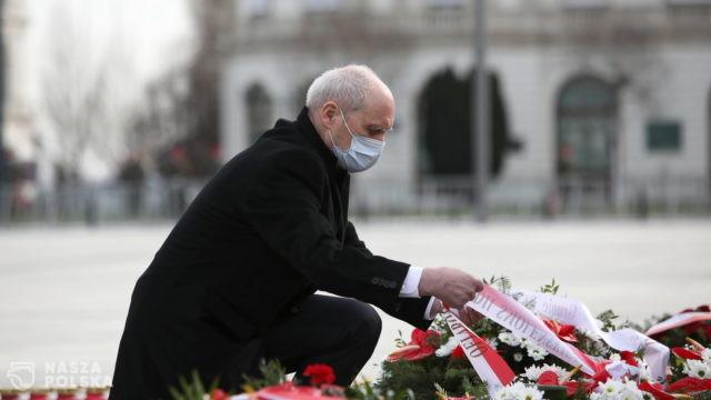 Macierewicz: Raport końcowy dotyczący katastrofy w Smoleńsku zostanie przyjęty
