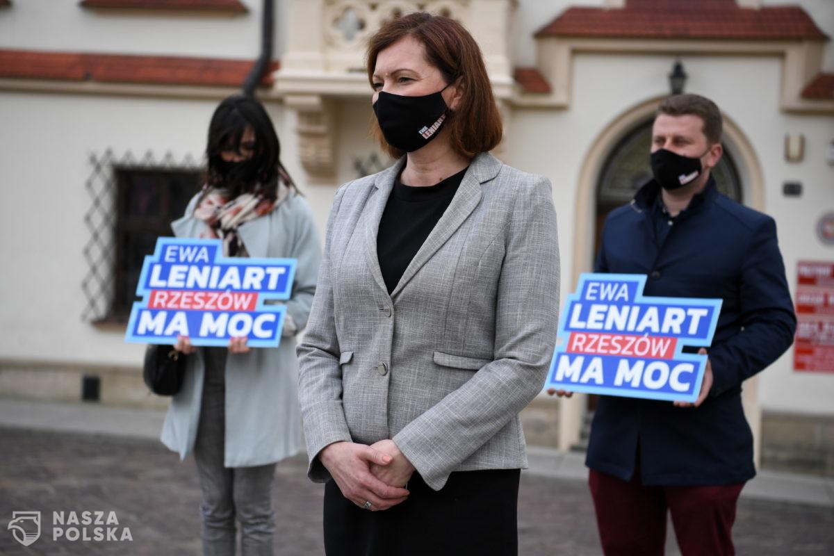 Rzeszów/ W przedterminowych wyborach prezydenta miasta rywalizuje czworo kandydatów