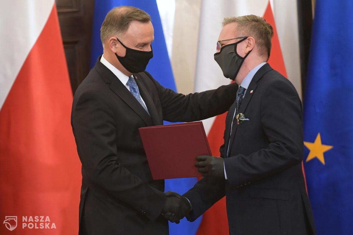 Prezydent zainaugurował działalność Biura Polityki Międzynarodowej